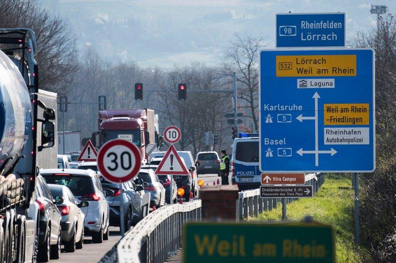 Germany Border Generic