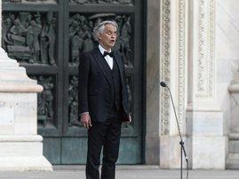Andrea Bocelli - AFP