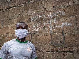 Ghana Covid19 - AFP