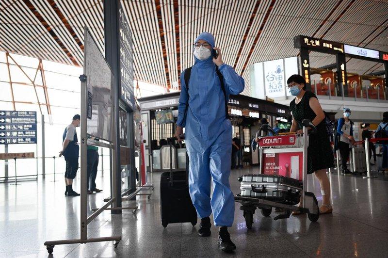 Beijing Coronavirus - AFP