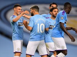 Manchester City - AFP