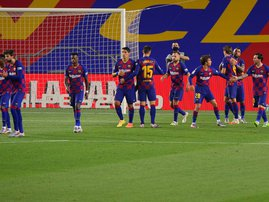 Barcelona - AFP