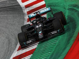 Lewis Hamilton - AFP