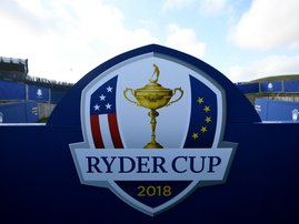 Ryder Cup - AFP