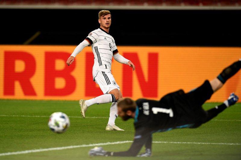 Timo Werner Germany - AFP
