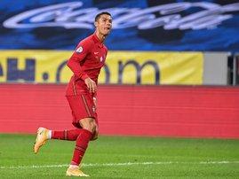 Cristiano Ronaldo Portugal - AFP