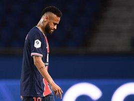 Neymar PSG - AFP