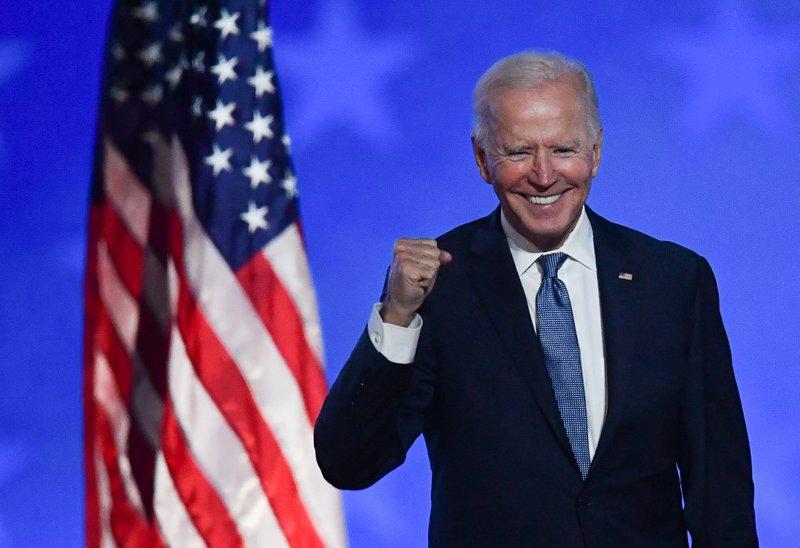 Joe Biden beats President Trump winning the White House, NBC News projects