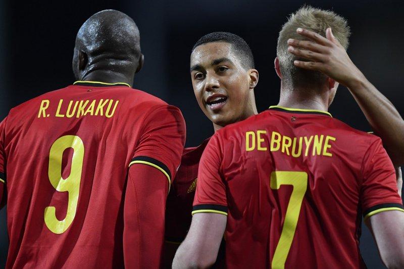 Romelu Lukaku Belgium - AFP