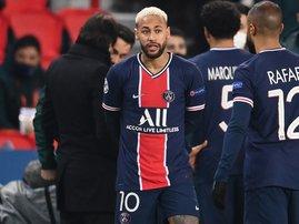 Neymar PSG 2 - AFP