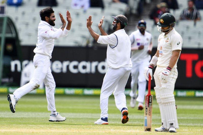 India Ravi Jadeja - AFP