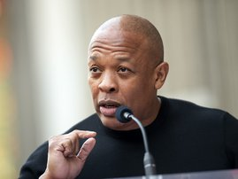Dr. Dre - AFP