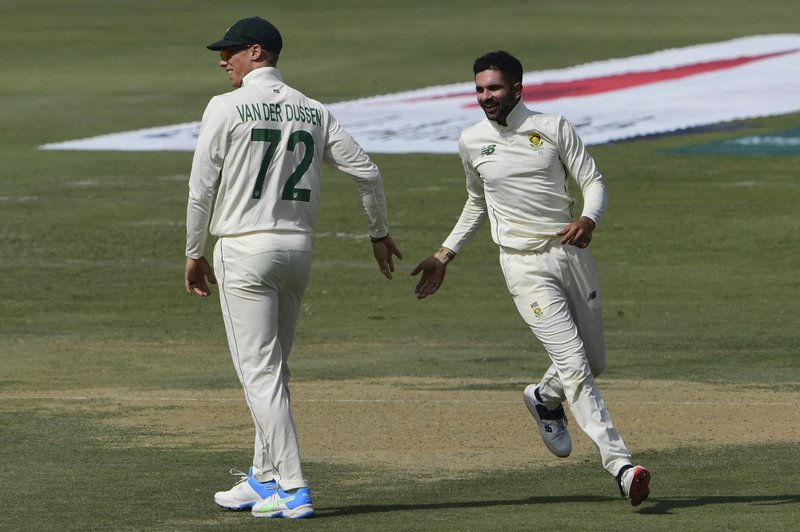 Keshav Maharaj Proteas - AFP