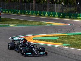 Lewis Hamilton 2021 - AFP