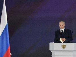 Vladimir Putin - AFP