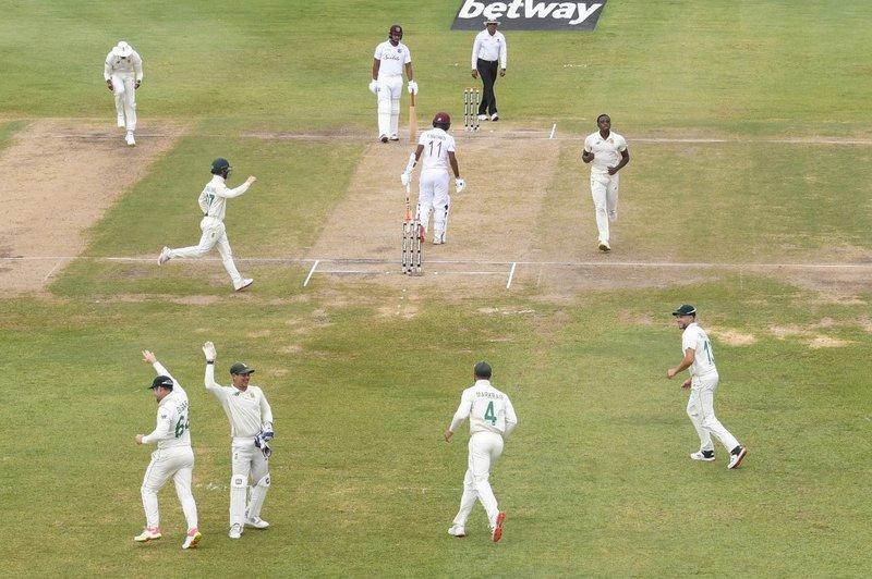 West Indis vs Proteas Test Match Jujne 2021