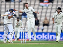 Tim Southee New Zealand - AFP