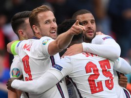 England football - AFP