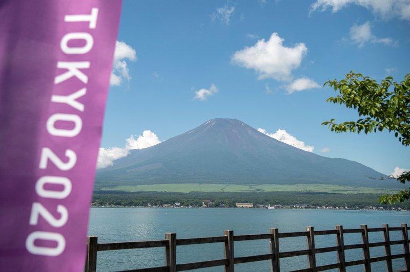 Tokyo Olympics  - AFP