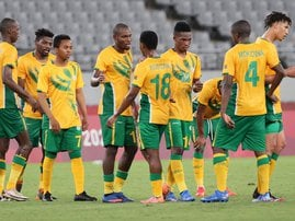 South Africa under23 Olympics - AFP