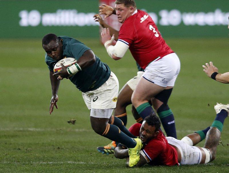 Trevor Nyakane Springboks