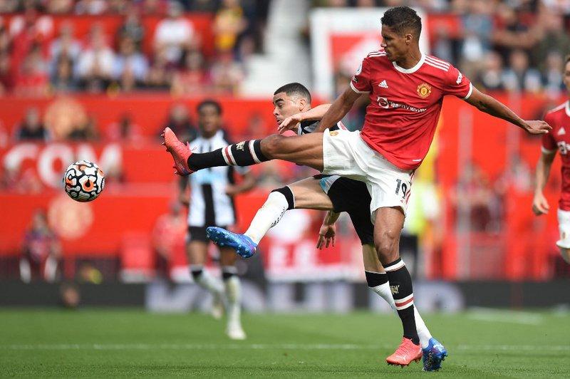 Rafael Varane Manchester United