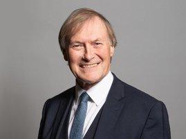 British MP David Amess