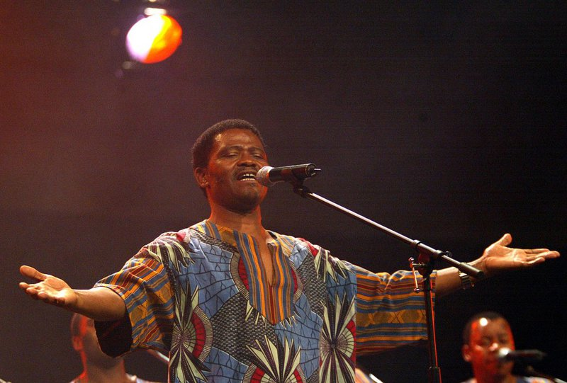 Ladysmith Black Mambazo founder Joseph Shabalala, 78, has died