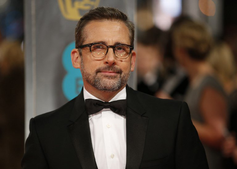 Steve Carell responds to reaching silver fox status: 'I'm bursting with pride'