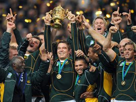 John Smit Rugby World Cup