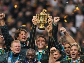 John Smit Rugby World Cup 1