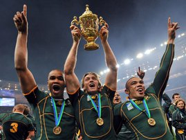Springboks 2007 Rugby World Cup