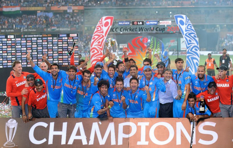 India Cricket World Cup - AFP