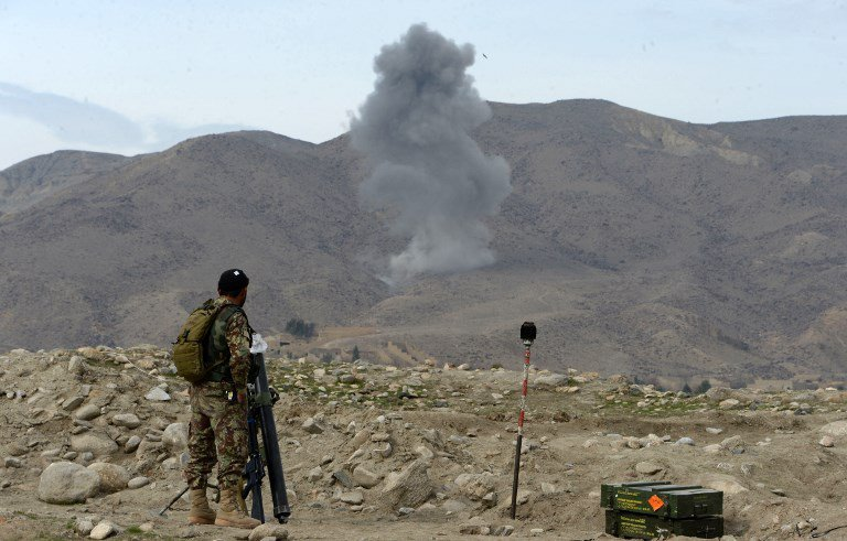 Botched US Drone Strike Kills 15 Afghan Police
