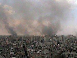 Syria Homs_afp
