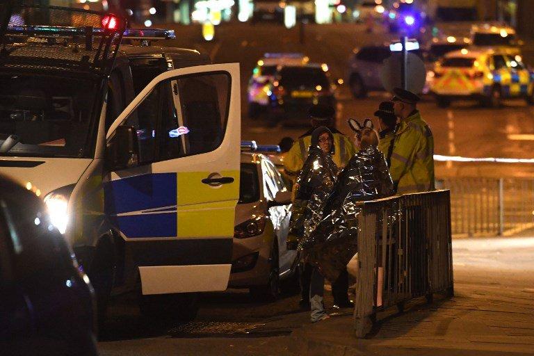 Some killed in blast at Ariana Grande concert in British arena