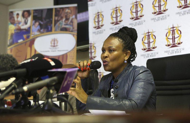 Busisiwe-Mkhwebane-AFP