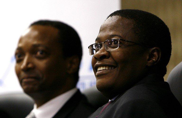 Eskom CEO Brian Molefe resigns