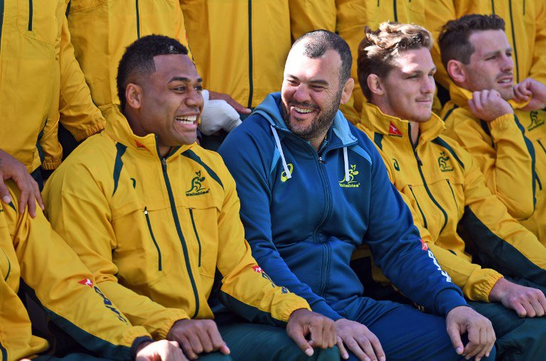 RA giving no guarantees on Cheika