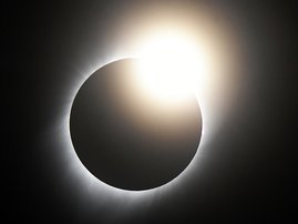 Total eclipse A
