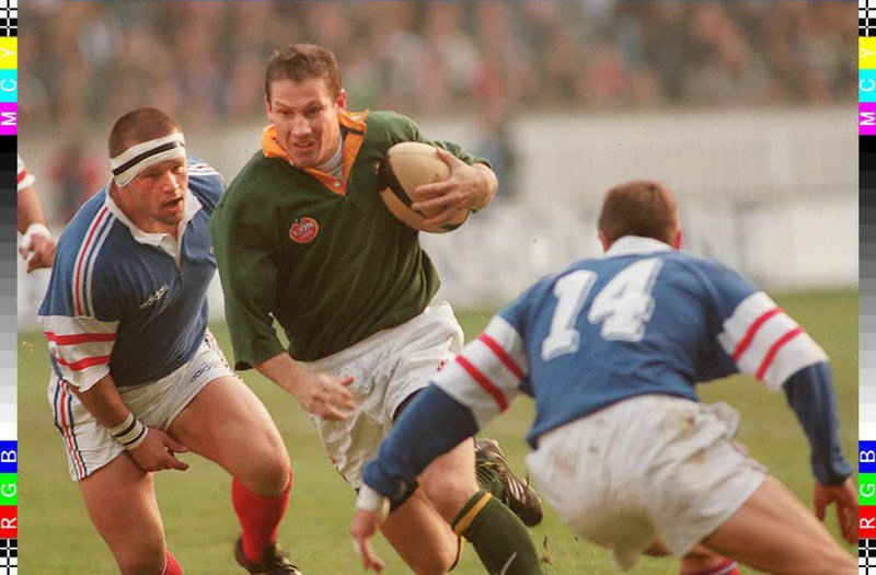 Springbok legend James Small dies age 50