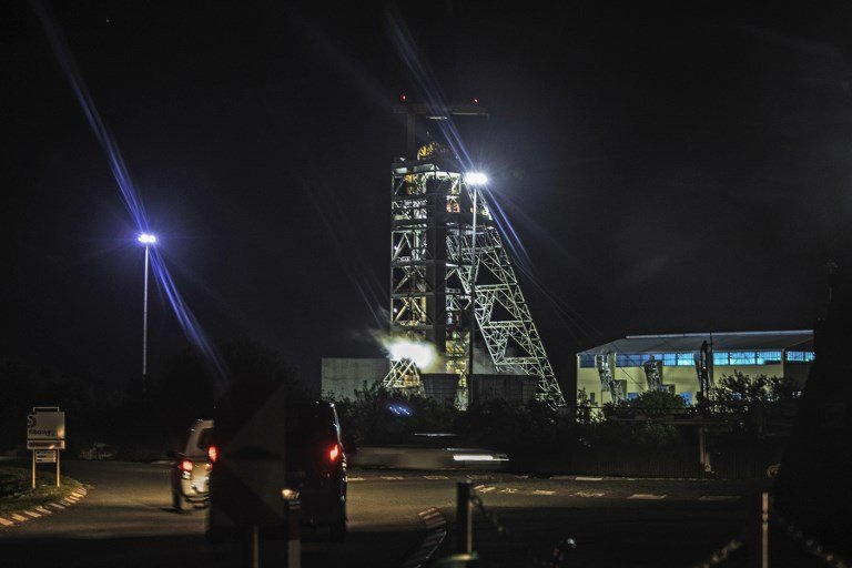 1,800 miners caught underground in South Africa now freed
