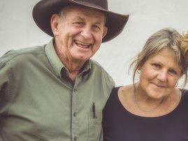 Angus Buchan and Jill Buchan test positive for covid19