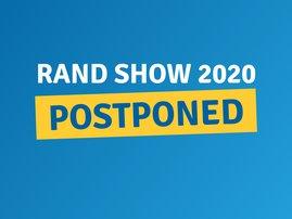 Rand Show Postponed