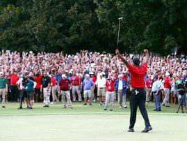 Tiger Woods comeback