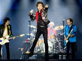 Rolling Stones  - AFP