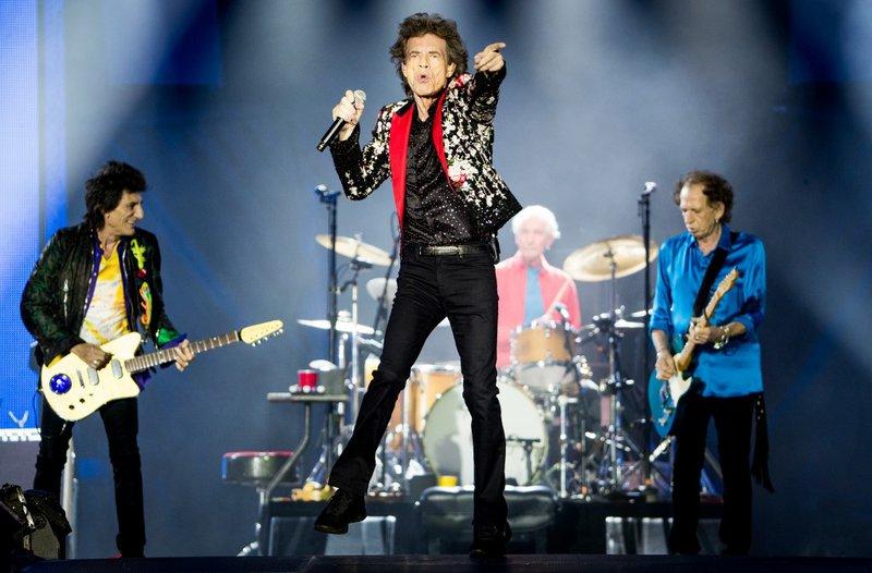 Rolling Stones  - AFP
