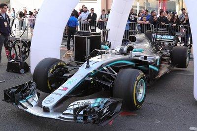 F1 set to return to SA with Joburg fan festival