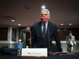 Anthony Fauci - AFP
