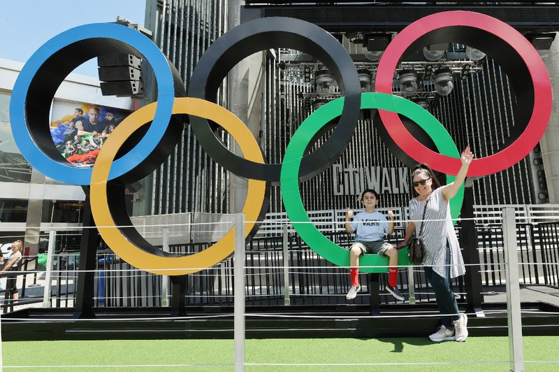 Olympic Games - AFP